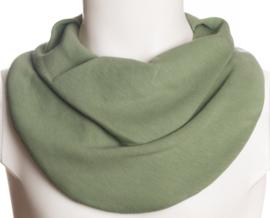 Oudgroen sjaal