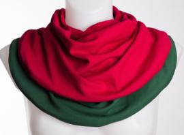 Zeegroen sjaal