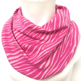 Tijgerstreep in pink en roze