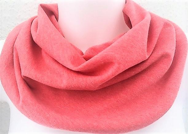 Perzik sjaal tegen speekselverlies