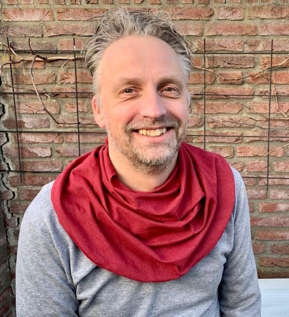 Sjaals voor volwassen met speekselverlies