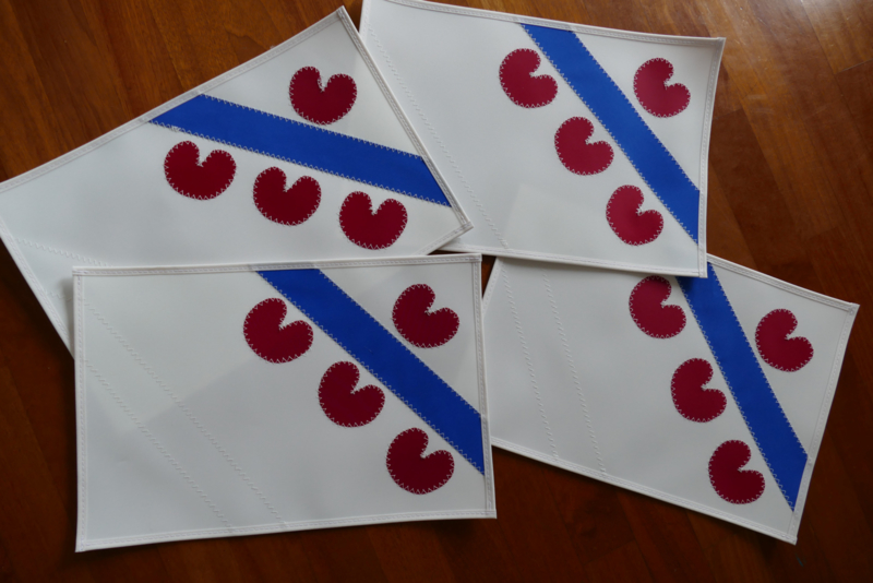 Placemats Friese Vlag