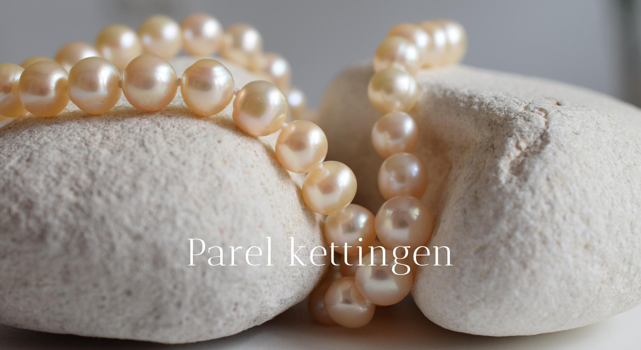Daans Design, Handgemaakte sieraden, Parelketting, Edelstenen oorbellen, Maxima oorbellen, Oorbellen