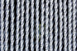 CORTONA 2 90x210cm transparant-wit