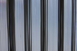 TRENTO 1 120x230cm grijs-transparant