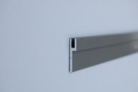 h- Bevestigingsprofiel voor La Tenda deurgordijn breedte 90cm