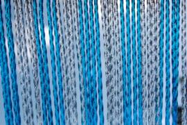 RIMINI 3 90x210cm bleu-transparent
