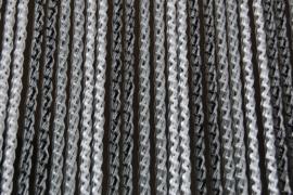 AREZZO 1 90x210cm noir-gris-blanc