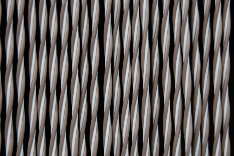 PADOVA 4 100x230cm taupe-wit