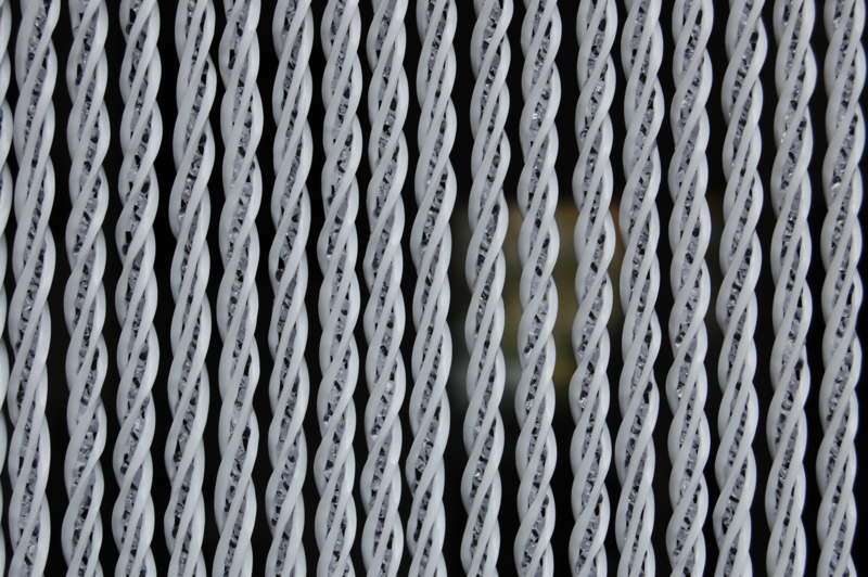 Pro BELLANO 3 100x230cm wit-transparant