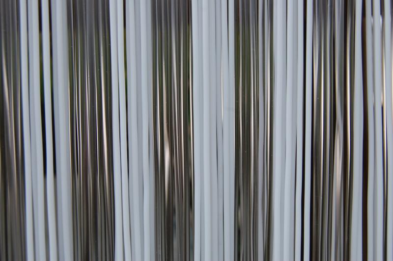 TRENTO 2 100x230cm transparant-wit