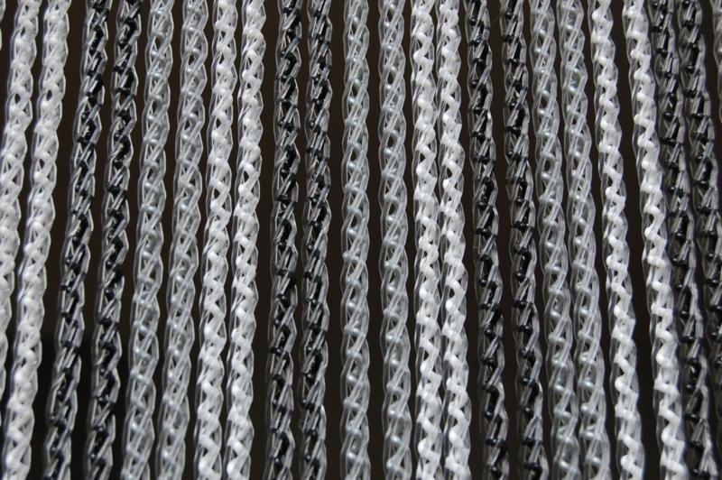 AREZZO 1 100x230cm wit-zwart-grijs