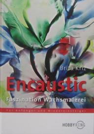 "Boek Encaustic :""Faszination Wachsmalerei"" Duitstalig"