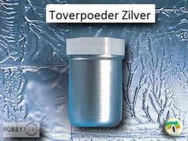 Encaustic Toverpoeder Zilver 10cc