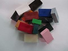 Encaustic Wasblokjes 16 stuks van een kleur.