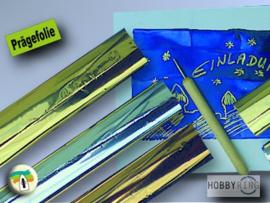 Toverfolie/Schrijfdruk Folie 5 stuks