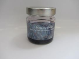 Encaustic Shellac Purple 100 gr.