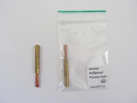 Kwastje voor encaustic pen