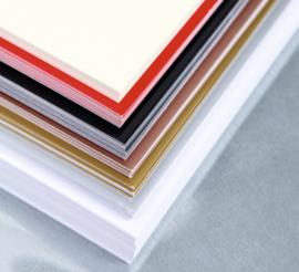 Encaustic Papier Wit A5 100st.