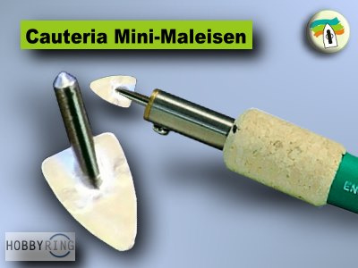 Cauteria Mini Ijzertje