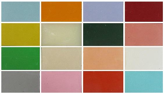 """Encaustic Wasblokjes set """"Soft Colors"""""""