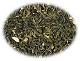 Groene thee Gember Citroen