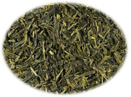 Groene thee Sencha Vanille