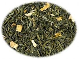 Groene thee Sencha Citroen