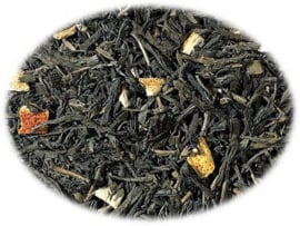 Zwarte thee Earl Grey Sinaasappel