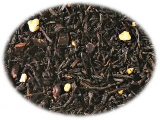 Zwarte thee Caramel Creme