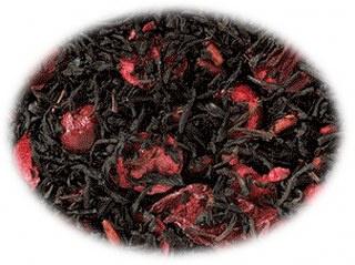 Zwarte thee Granaatappel Cranberry