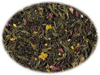 Zwarte / groene thee Fruitige Perzik