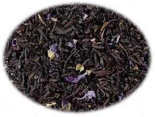 Zwarte thee Earl Grey Blue Flower