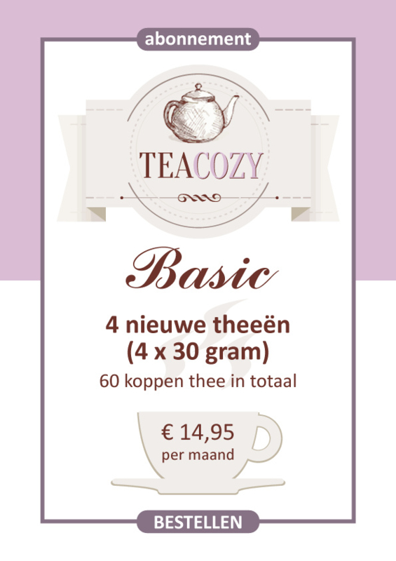 TeaCozy Basic