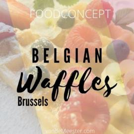 Luikse wafels Foodconcept