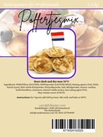 Foodconcept Poffertjes (electrisch) 1 (50 dops gietijzer)
