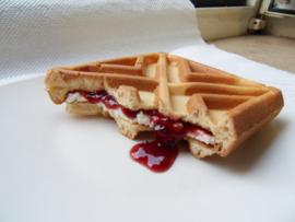 X-wafel foodconcept