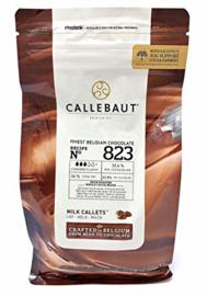 Callebaut smeltchocolade melk - 823 - 1kg