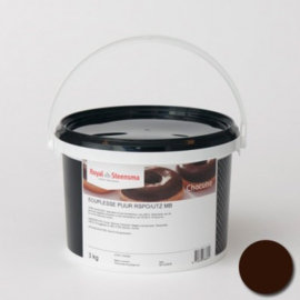 Coating pure chocolade 3 kg  Souplesse