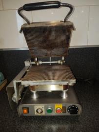 Automatische stroopwafelmachine met compressor - tweedehands