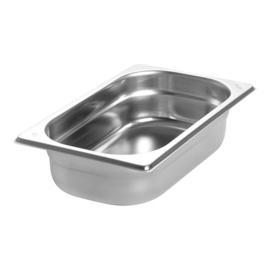 Gastronormbak 1/4 65 mm 1,7 ltr