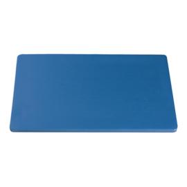 Snijplank blauw(vis) 2 x 50 x 30