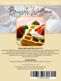 Brusselse wafels Foodconcept