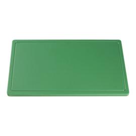 Snijplank groen (fruit/groente) 2 x 40 x 25