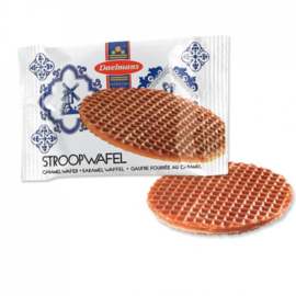 Single packed stroopwafels Box of 36