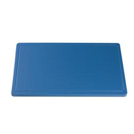 Snijplank blauw (vis) 2 x 40 x 25