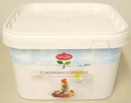 Suikerbakkerspoeder emmer, 5 kg