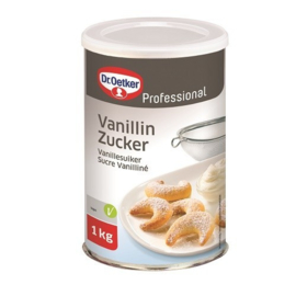 Vanillesuiker Dr Oetker 1 kg