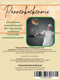 Oud Hollandse pannenkoekenmix 10 kg