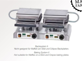 Baking system 2 (Double)